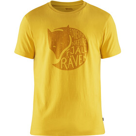 Fjällräven Forever Nature Camiseta Hombre, dandelion